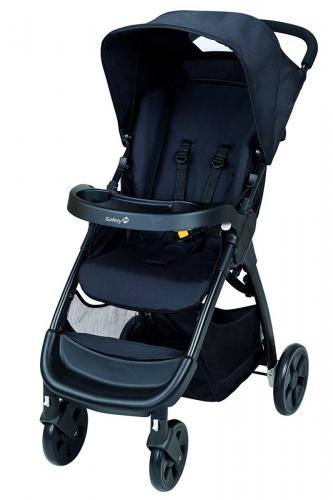 Poussette Amble Safety 1st | Full Black (2017) Bébé Confo...
