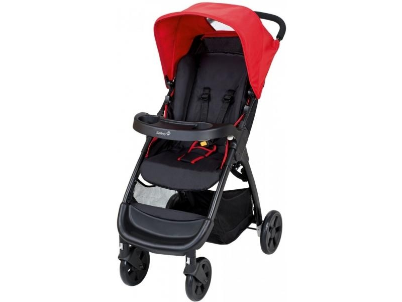 Poussette Amble Safety 1st | Plain Red (2017) Bébé Confor...