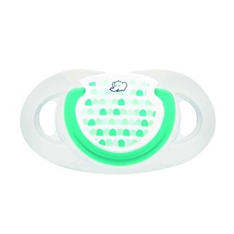 Lot de 2 Sucettes Dental Safe Taille 0 Silicone Bébé Confort | Little Valley (2017)
