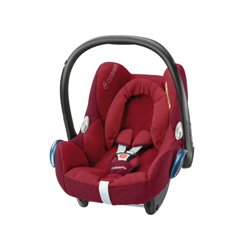 Siège auto CabrioFix Bébé Confort | Robin Red