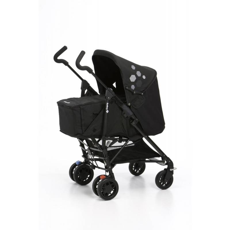Poussette Duo Easy Way Pram + nacelle Safety 1st | Black Sky