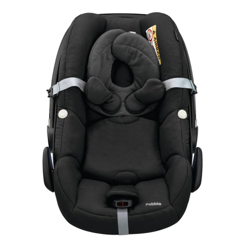 Si ge auto pebble black raven b b confort outlet for Siege auto bebe 0 mois