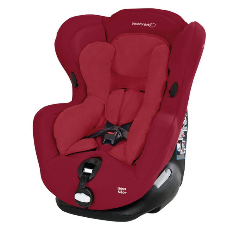 Si ge auto is os n o raspberry red b b confort outlet for Siege auto bebe confort