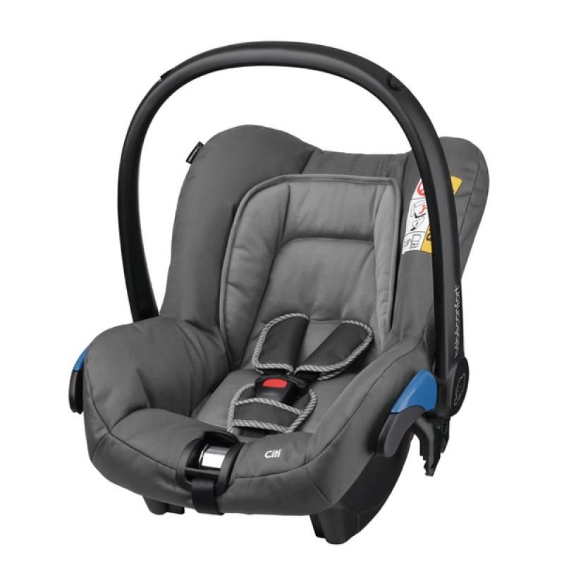 Siège auto Citi Bébé Confort | Concrete Grey (2017)