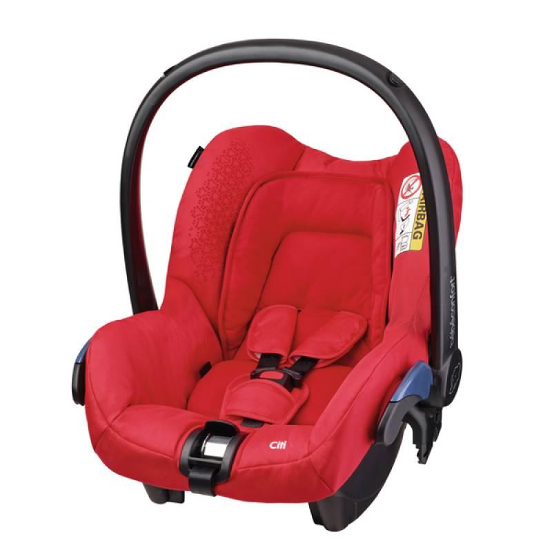 Siège auto Citi Bébé Confort | Origami Red