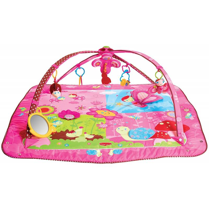 Tiny Love Tapis Déveil Fille Gymini Move Play Princess Bébé