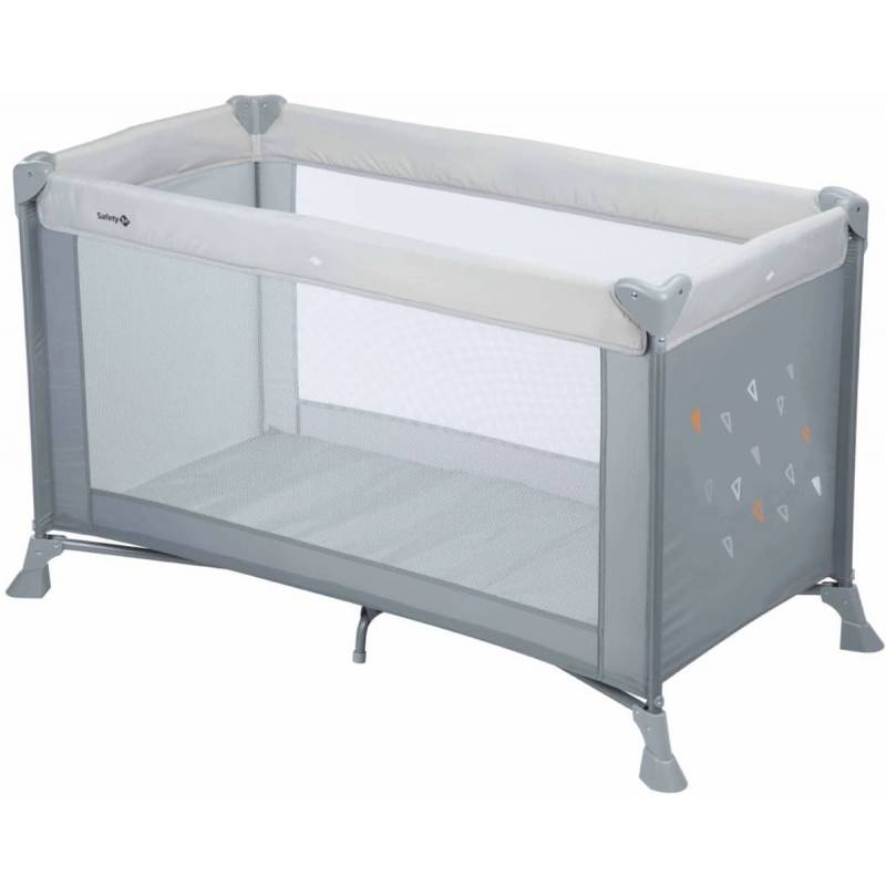 Lit de camping Safety 1st Soft dreams | Warm Grey
