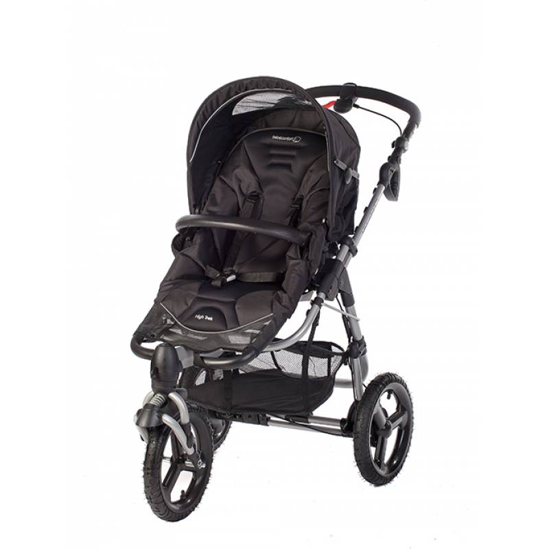 Poussette High Trek Bébé Confort - Black Grey (2015)