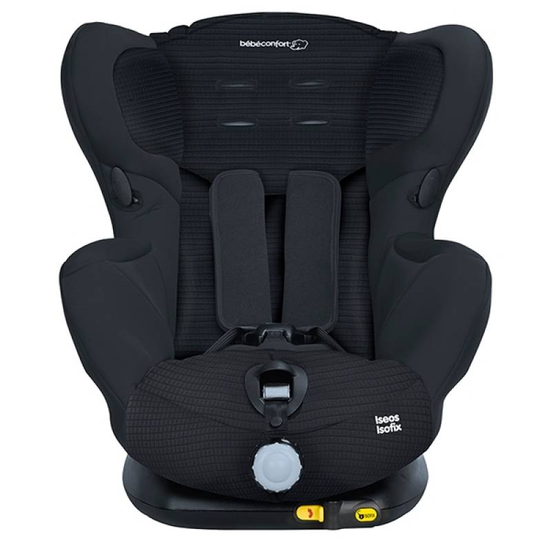 si ge auto is os isofix total black b b confort outlet. Black Bedroom Furniture Sets. Home Design Ideas