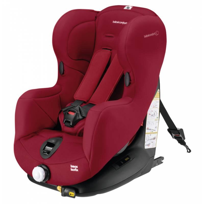 Siège auto Iséos Isofix Bébé Confort | Raspberry Red