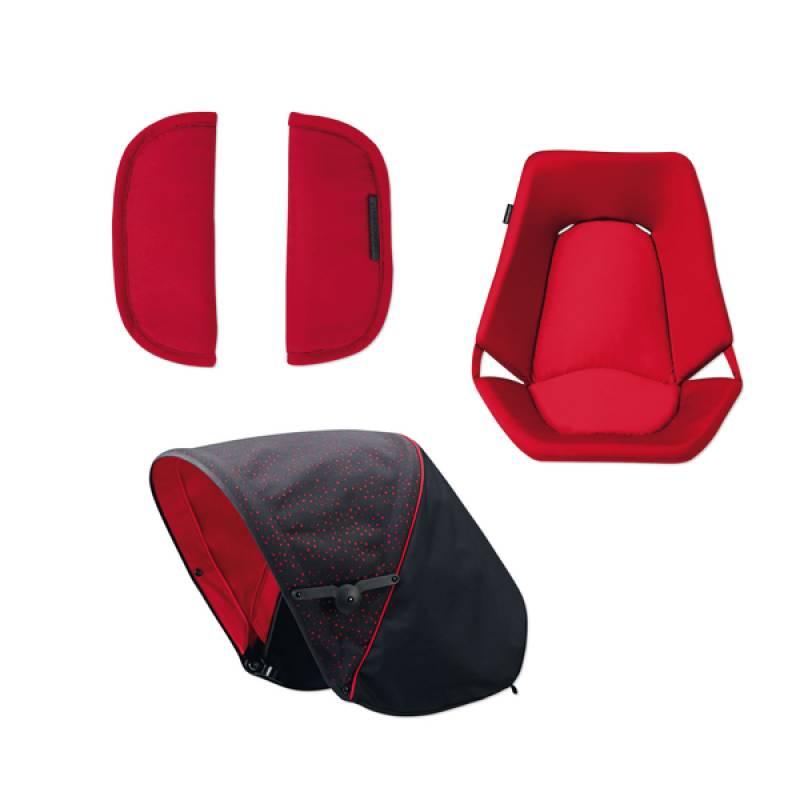 Streety Plus Mix & Match accessoires Bébé Confort | Bright Red (2014)