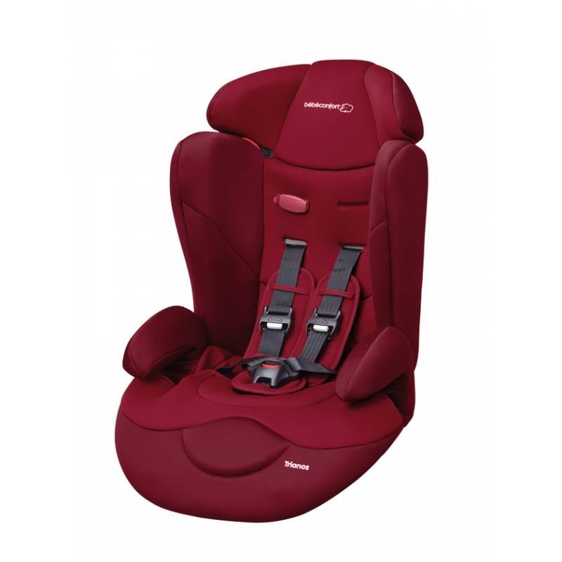 Siège auto Trianos Bébé Confort | Raspberry Red