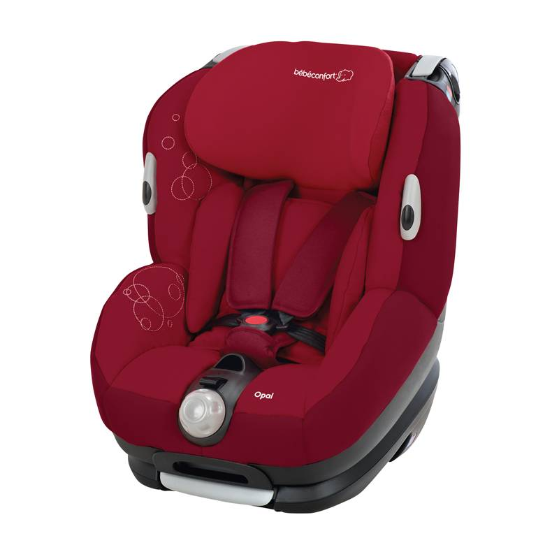 Si ge auto opal raspberry red b b confort outlet for Siege auto bebe confort