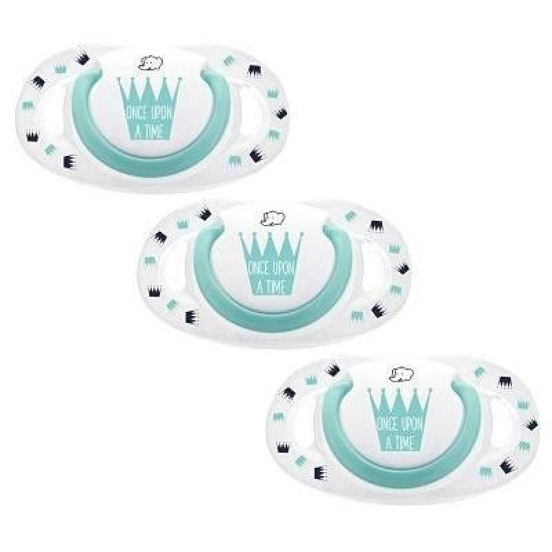 Lot de 2 Sucettes Dental Safe Taille 2 Silicone Bébé Confort | Once Upon A Time (2017)