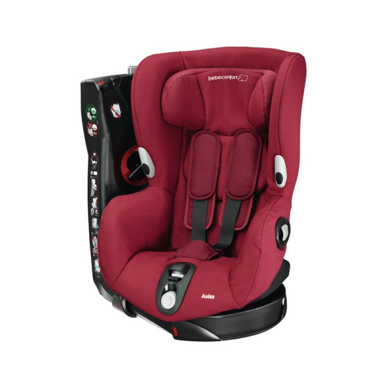 Si ge auto axiss b b confort robin red 2018 for Siege auto enfant 10 ans