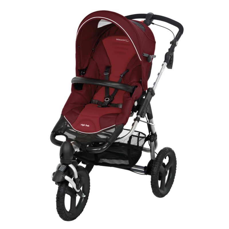 Poussette High Trek Bébé Confort | Red / Grey