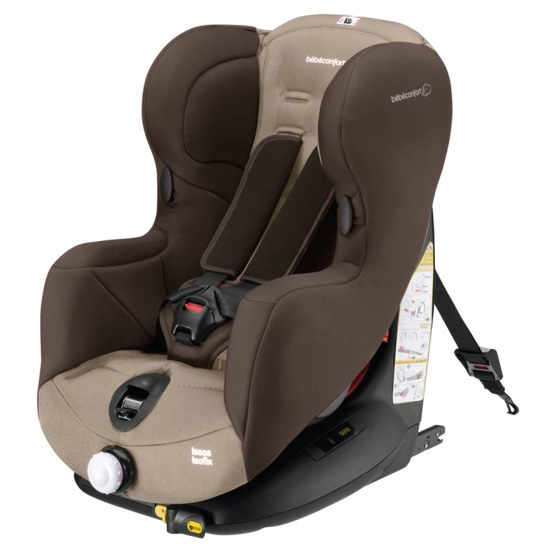 si ge auto is os isofix walnut brown b b confort outlet. Black Bedroom Furniture Sets. Home Design Ideas