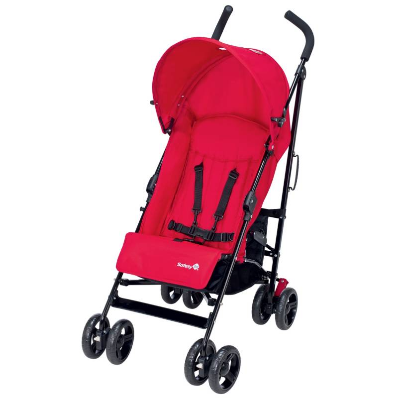 Poussette canne - Safety 1st Slim | Plain Red