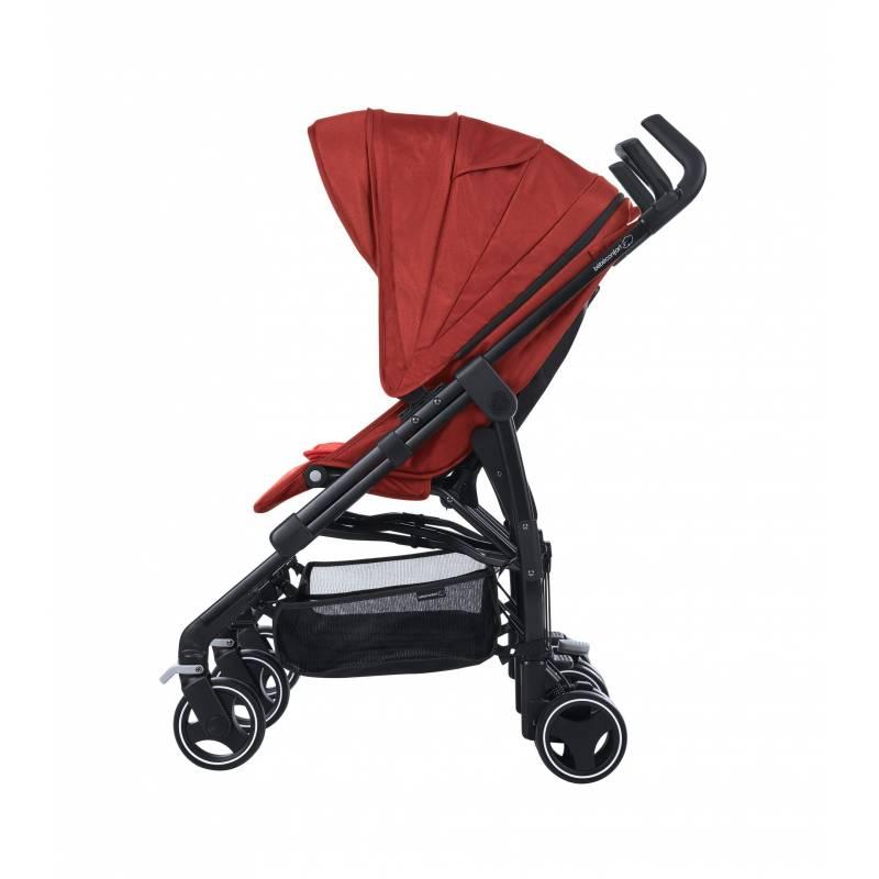 Jumeaux//Enfants Rapproch/és Vivid Red B/éb/é Confort Dana for 2 Poussette Double Compacte
