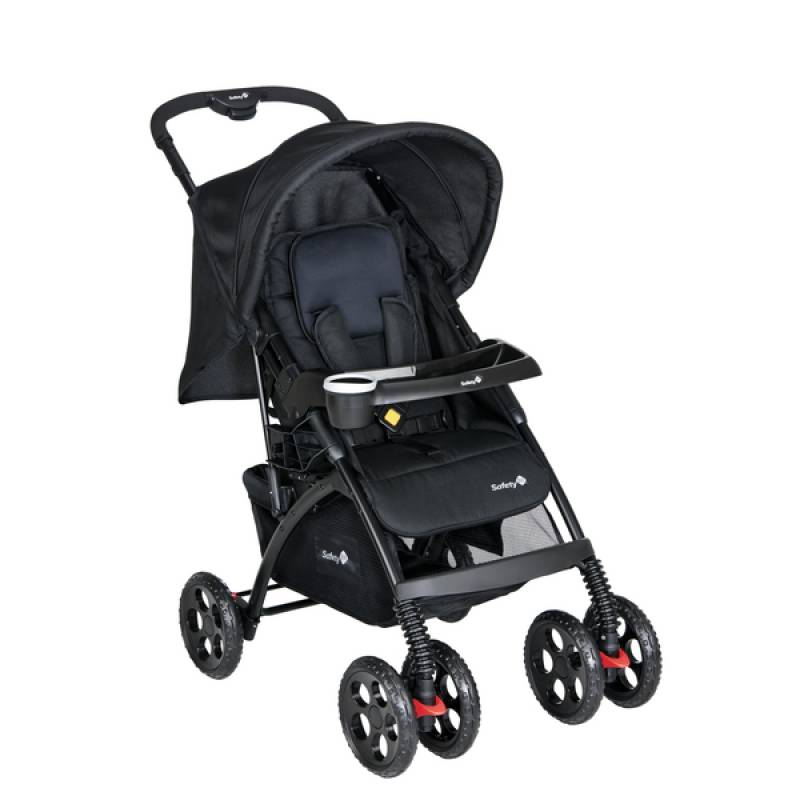 Poussette Safety 1st Trendideal | Full Black (2015)