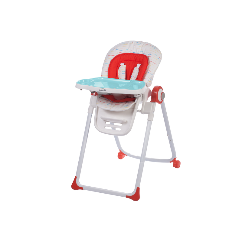 Chaise Haute Koomy Safety 1st | Red Lines