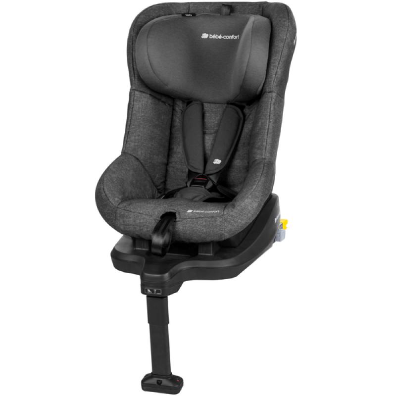 Siège auto TobiFix Bébé Confort | Nomad Black (2018)