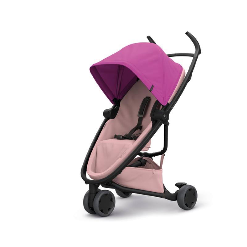Poussette Quinny  Zapp Flex | Pink on Blush