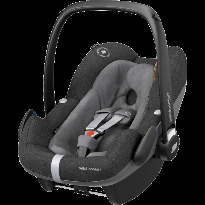 Siège auto Pebble+ i-Size Bébé Confort   Sparkling Grey