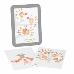 Happy Frame Cadre pour dessin Baby Art - Pour toi Maman | Gris
