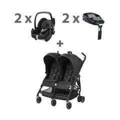 Pack Dana For2 Bébé Confort | Black
