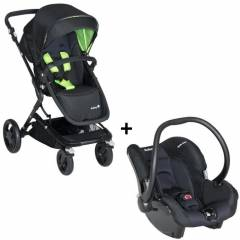 Kokoon 2 en 1 Safety 1st | Lime Neon (2014)