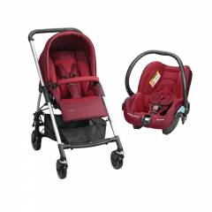 Duo Streety Next Bébé Confort - Robin Red (2015)