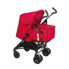 Poussette Duo Easy Way Pram + nacelle Safety 1st | Full Red (2014)