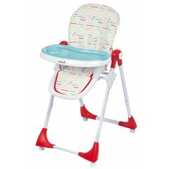 Chaise Haute Safety 1st Kiwi | Red Lines
