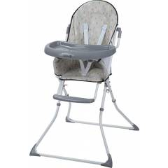 Chaise Haute Kanji Safety 1st | Warm Grey