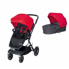 Kokoon 2 en 1 Safety 1st | Plain Red (2015)