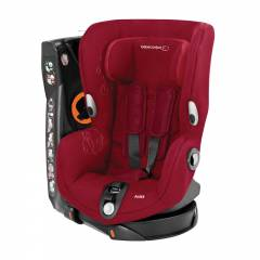 Siège auto Axiss Bébé Confort - Raspberry Red (2014)