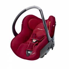 Siège auto Créatis.fix Bébé Confort - Raspberry Red (2014)
