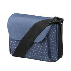 Sac à langer Flexibag Bébé Confort - Denim Hearts (2015)