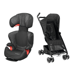 Duo 2eme Age Bébé Confort | Black