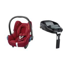 Duo Cabriofix Bébé Confort | Robin Red