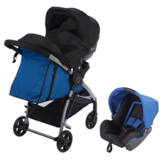 Trio Step & Go Safety 1st | Baleine Blue (2018)