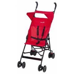 Poussette Canne Peps + Canopy Safety 1st | Plain Red (2018)