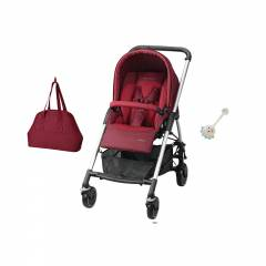 Pack Poussette Streety 3 - Bébé Confort | Robin Red (2015)