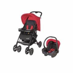 Duo Trendideal Safety 1st | Plain Red (2015)
