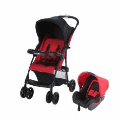 Poussette Combinée Duo Taly 2 en 1 Safety 1st | Ribbon Red (2018)